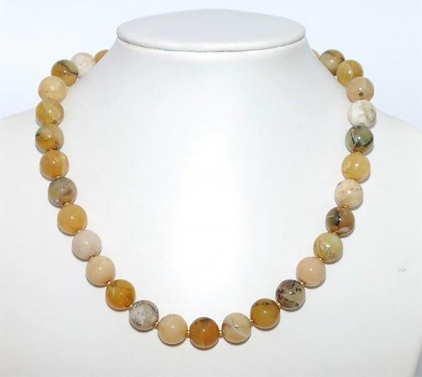 Opal Honigopal Kette