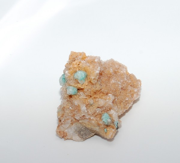 Auricalcit Mineralien-Stufe