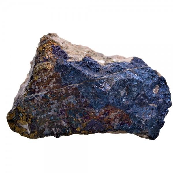 Chalkopyrit Buntkupfer Mineral N°323