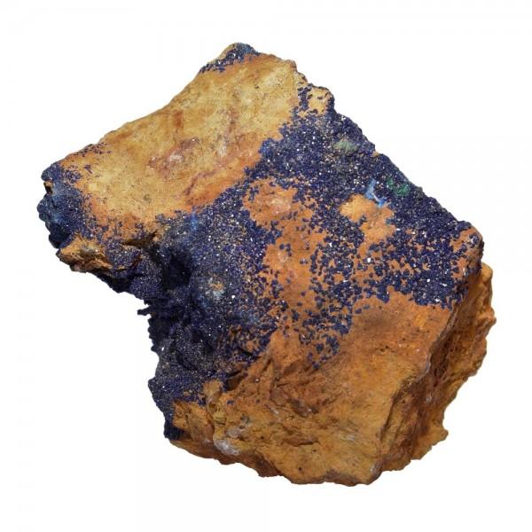 Azurit Kristalle auf Muttergestein ca. 60 mm N°351