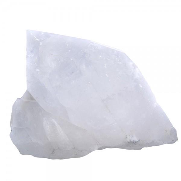 Bergkristall Stufe Spitze natur N°371