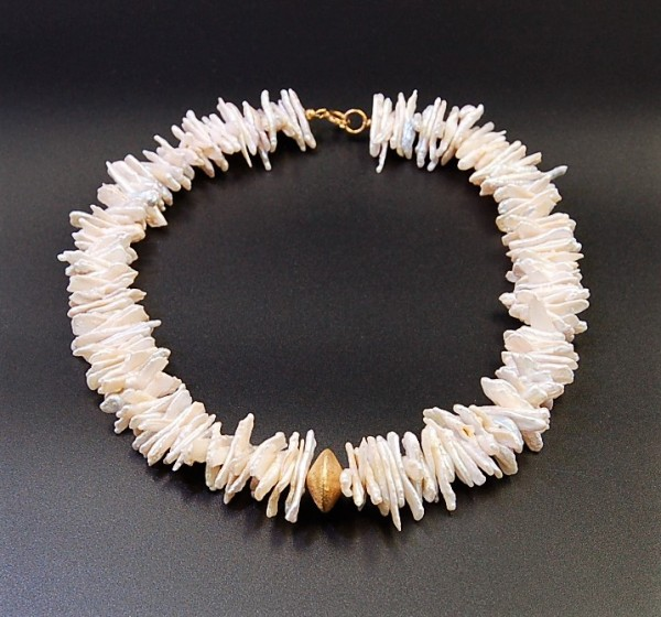 Perlenkette opulent