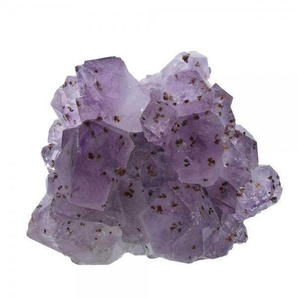 Amethyst Kristalle Drusen-Stück N°363